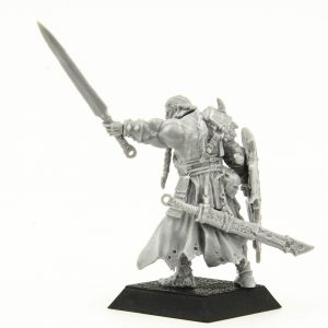 avatars of war warthrone of saga legions of the apocalypse commanders Marauder Warlord kit catalog photo 1