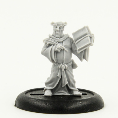 Malifaux Guild Governor's Proxy First Wave Catalog Photo 1