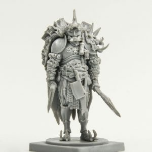 Butcher Resin Limited Edition Monster Kingdom Death 1