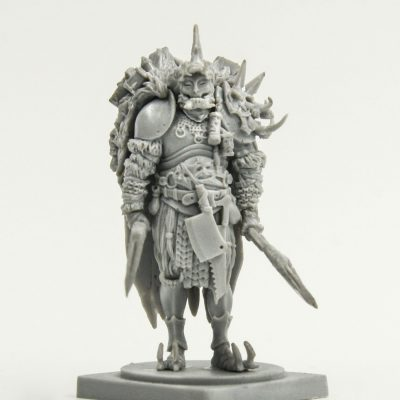 Butcher (Resin Limited Release)