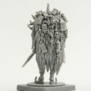 Butcher Resin Limited Edition Monster Kingdom Death 5