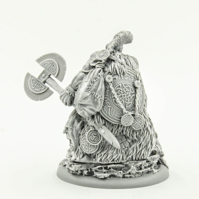 Dwarf Sigurt The Slash Scibor Miniatures catalog photo 2