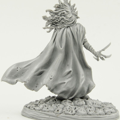 Kingdom Death Lion Knight 2nd Limited Release photo back