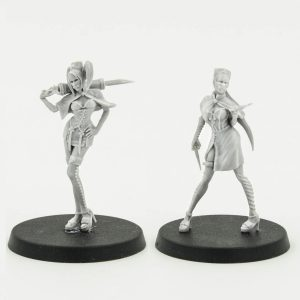 Nurses 2nd edition Resurrectionist Malifaux 1