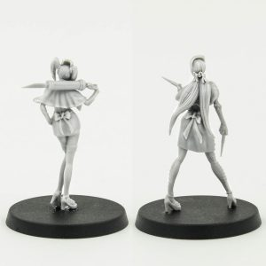 Nurses 2nd edition Resurrectionist Malifaux 2