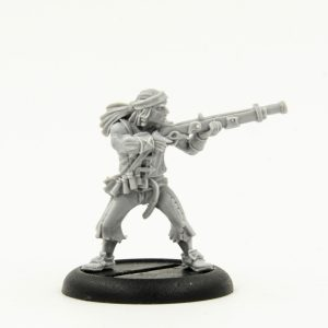 Warmachine Mercenaries Sea Dog Rifleman Catalog Photo 1