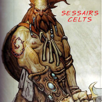 Celts Of The Sessairs Clan