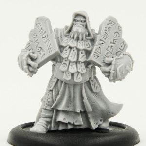 Trollblood Trollkin Runebearer