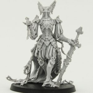 kingdom death flower knight catalog photo front view