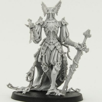 Flower Knight (Resin Limited Release)