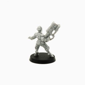 Kais Fire Warrior (Limited Edition)