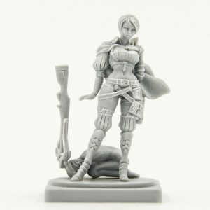 Pinup Great Game Hunter Kingdom Death Catalog Photo 1