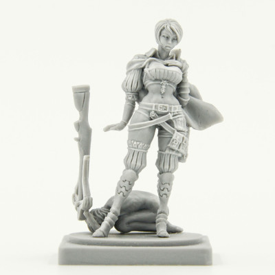 Pinup Great Game Hunter (Resin Limited Release)