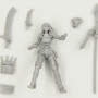 Aya the Female Survivor Kingdom Death Resin Limited Release catalog photo 9
