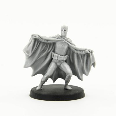Batman (Adam West) Knight Models Batman Miniature Game