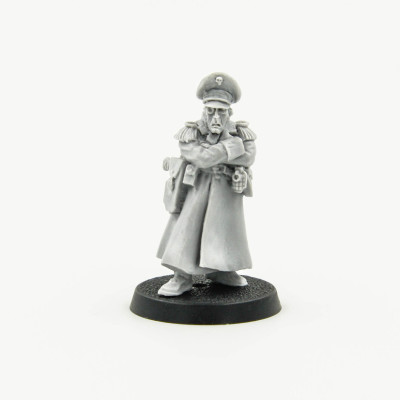Commissar M Rare