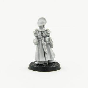 Commissar M (Rare)