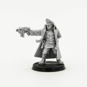 Commissar N1 (Old and Rare)