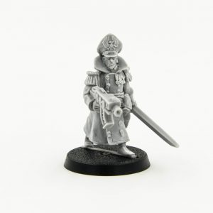 Commissar with Boltgun (Rare)