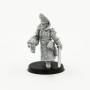 Commissar with boltgun Rare Astra Militarum Warhammer 40K 3