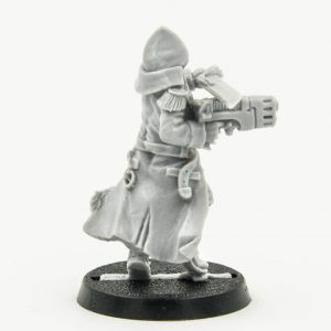 Commissar with Powersword (Rare)
