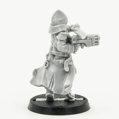 Commissar with powersword Rare