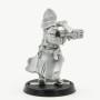 Commissar with powersword Rare Astra Militarum Warhammer 40K 2