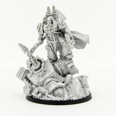 Lord Commander Eidolon Of The Emperor's Children