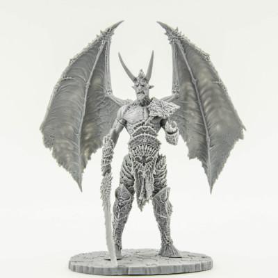 Shaetann The Immortal (Limited Edition Very Rare Miniature)