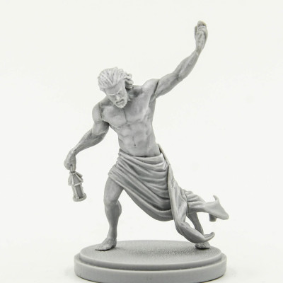 Survivor Zachary (Resin Limited Release)