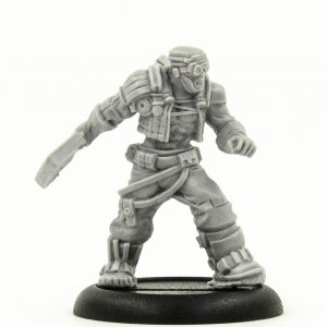 Fixer Outcasts Resin Miniature