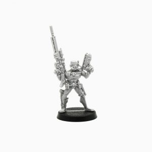 Vindicare Assassin with Exitus Pistol 1998