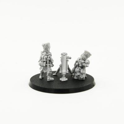 Vostroyan Mortar Team