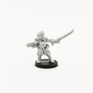 Vostroyan Officer with Powersword
