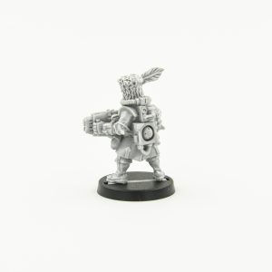 Vostroyan with Plasma Gun