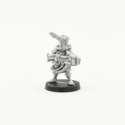 Vostroyan with Plasma Gun