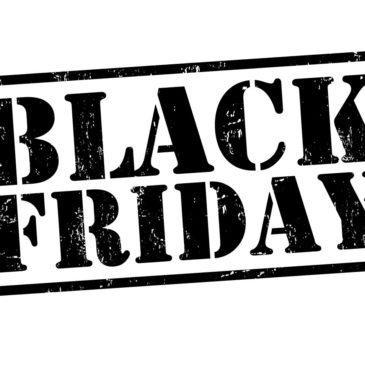 Black Friday come back!