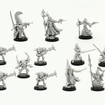 New miniatures 02/08/2017