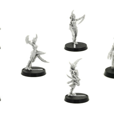 New miniatures 02/18/2017