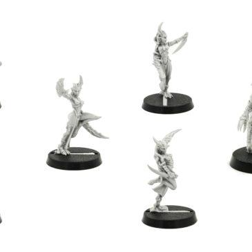New miniatures 02/18/2017