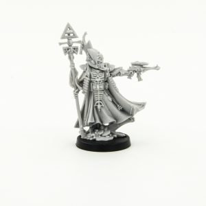 Eldar Farseer with Staff