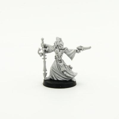 Warlock with witchblade and Shuriken pistol