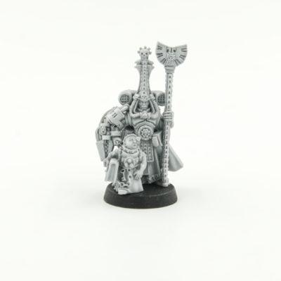 Adeptus Mechanicus Magos- Skullz Limited Edition (OOP)