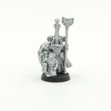 Adeptus Mechanicus Magos- Skullz Limited Edition (OOP)