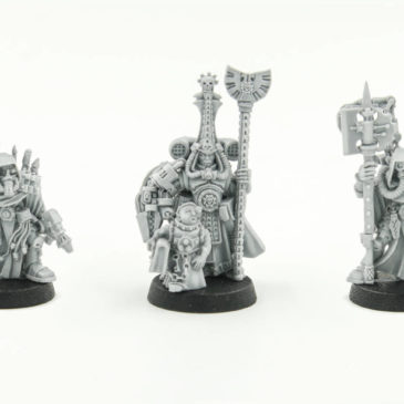 Meet the Cult Mechanicus!