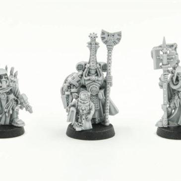 Meet the Cult Mechanicus!