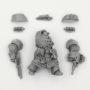 Legion Primus Medicae in Cathaphractii Terminator Armour (Forge World Exclusive)