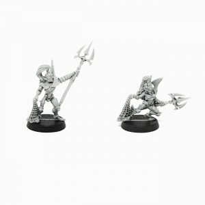 Dark Eldar Wyches with Shardnet & Impaler 1,2