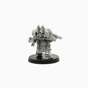 Legion Primus Medicae in Cathaphractii Terminator Armour (Forge World Limited Edition)