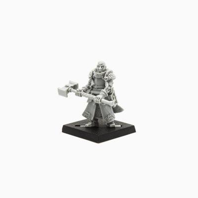 Warrior Priest of Sigmar (Great Weapon)